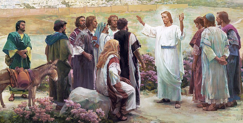 JESUS-AGRADECE-AO-PAI